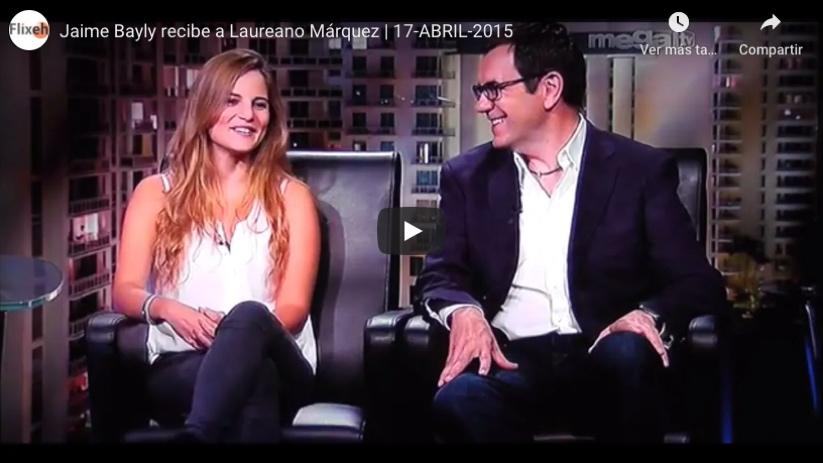Entrevistas - Jaime Bayly recibe a Laureano Márquez