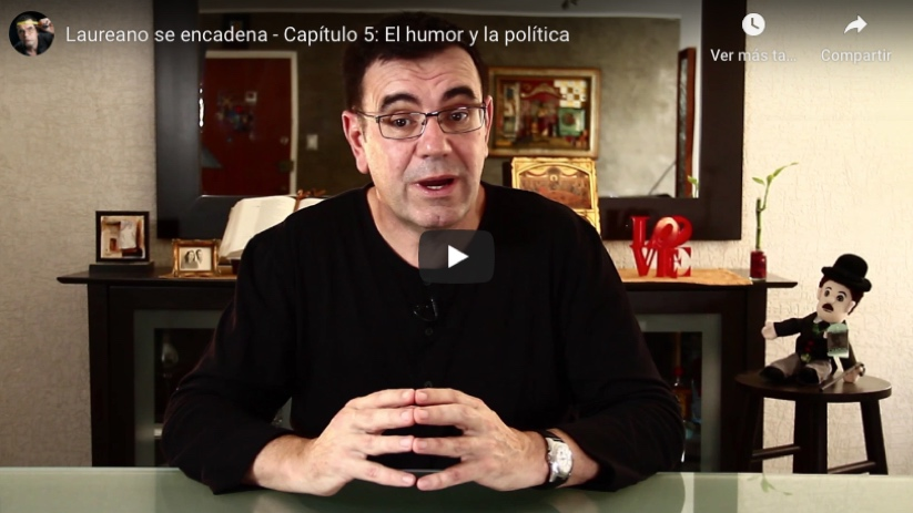 Videos - Laureano se Encadena - cap 5