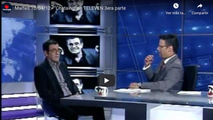 Entrevistas - Junto a Luis Chataing