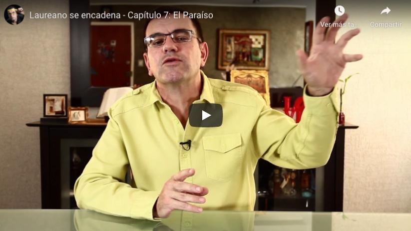 Videos - Laureano se Encadena - cap 7
